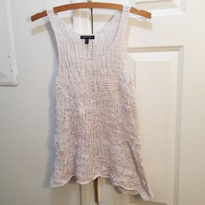 🌵 Eileen Fisher Open Knit Tank Size XS